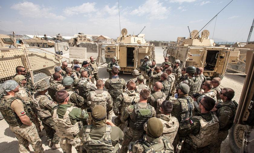 Baza w Ghazni