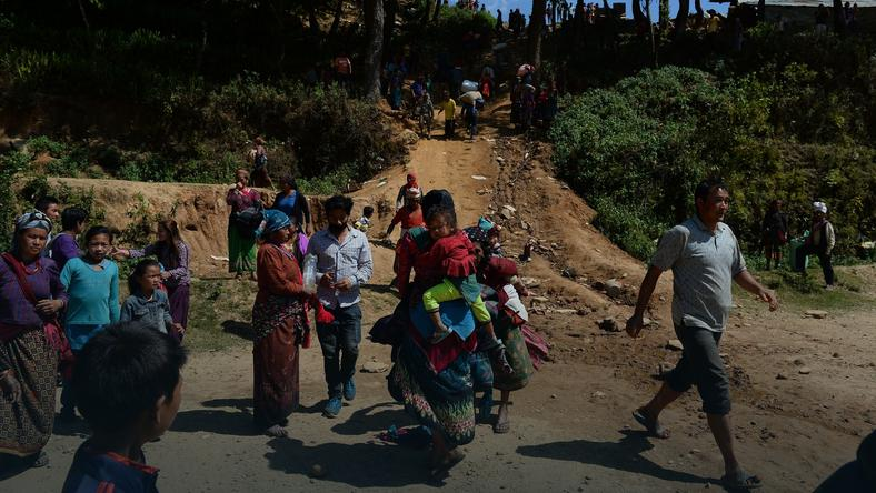 Po trzęsieniu ziemi w Nepalu jest ok. 10 tys. niedożywionych dzieci