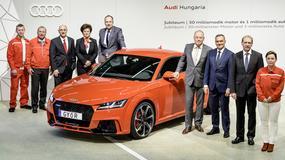 Audi na Węgrzech milionerem