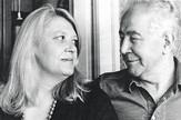 Pokojna supruga Matije Bećkovića Vera Pavladoljska i njihov prijatelj, čuveni funkcioner, potom politički disident Milovan Đilas