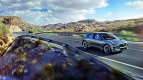 Jaguar I-Pace Concept – śladami Tesli