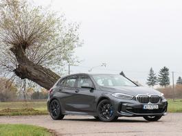 BMW 118i – nie taki diabeł straszny