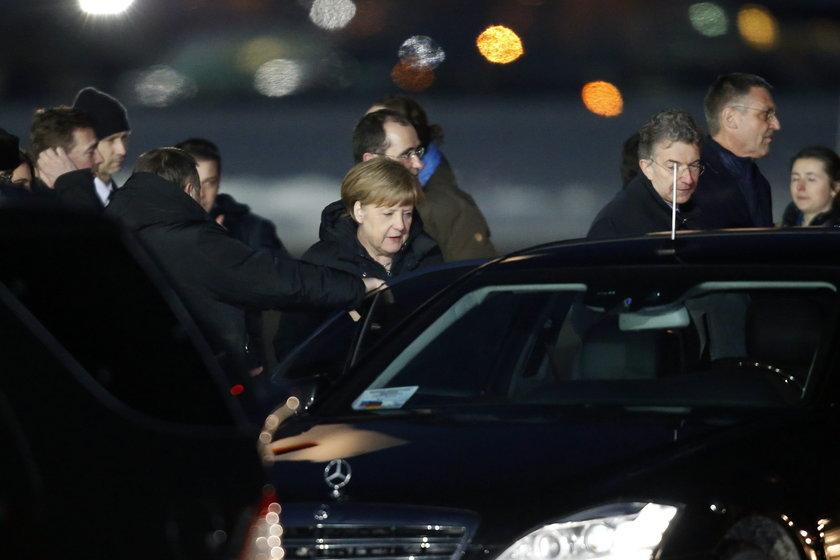 Merkel porównana do Hitlera