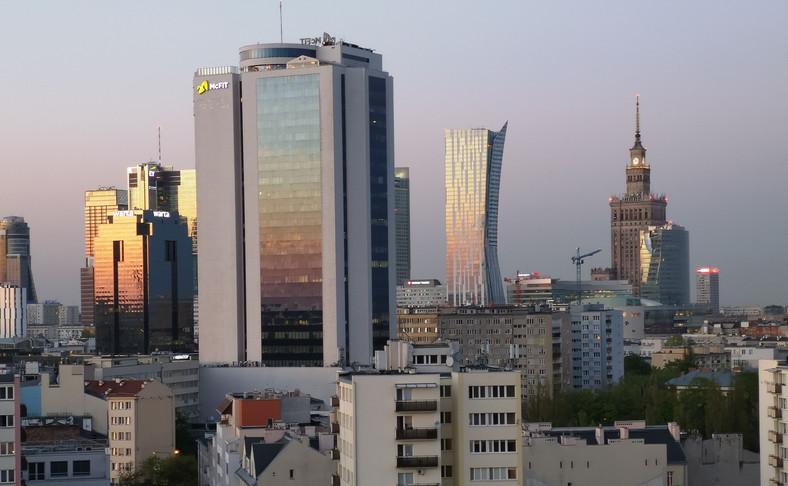 Zdjęcie wykonane Huaweiem P20 Pro (3 x zoom)