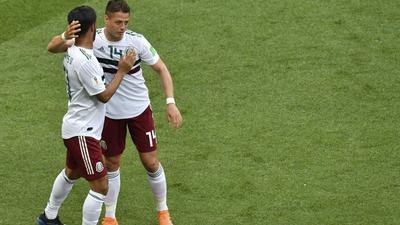 Chicharito, Vela will lead MLS All-Stars against Mexico stars