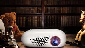 LG Minibeam Nano: miniaturowy projektor do smartfonów