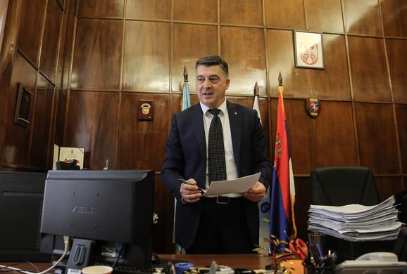 Jedan od najvećih uspeha Milan Dimitrijević postigao je na Generalnoj skupštini Interpola