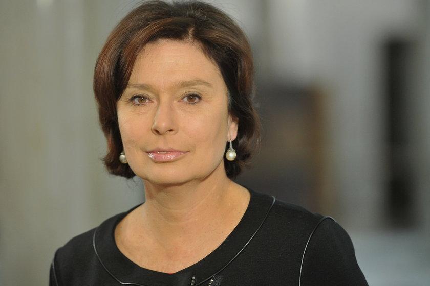 Małgorzata Kidawa Błońska, rzecznik rządu