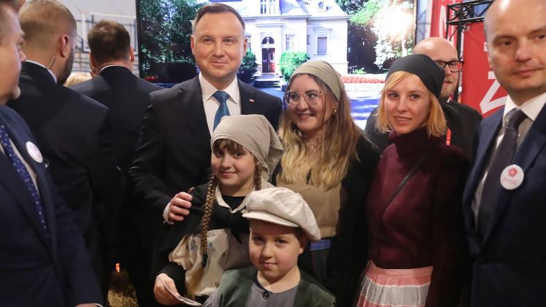 Prezydent podpisał ustawę podczas wizyty w Żyrardowie