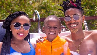Maribe narrates struggles she went through before getting baby Zahari with Eric Omondi