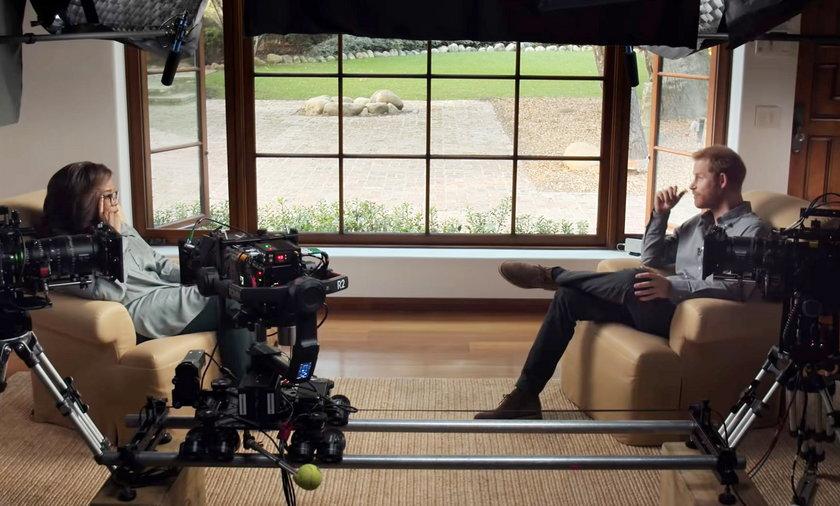 Film dokumentalny o księciu Harrym ujrzał światło dzienne.