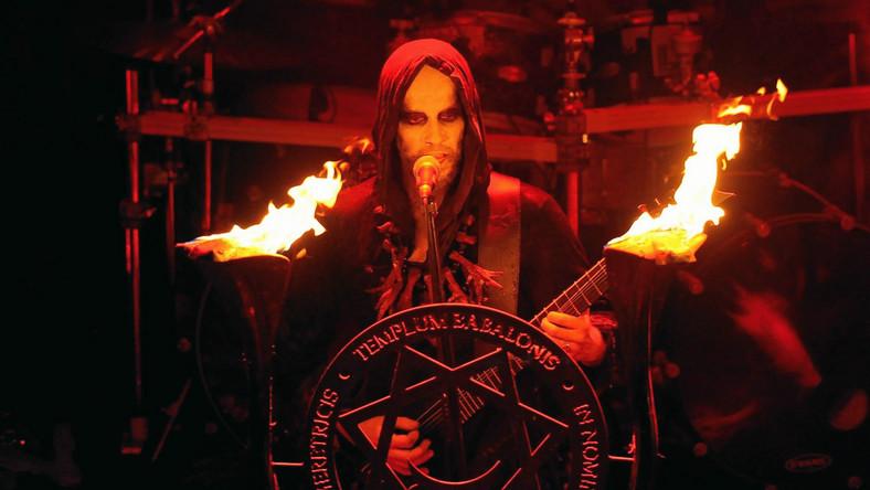 Koncert Behemotha na Seven Festival odwołany