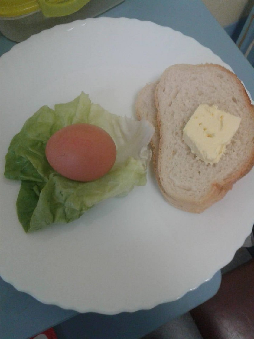 Śniadanie w Uniwersyteckim Centrum Klinicznym