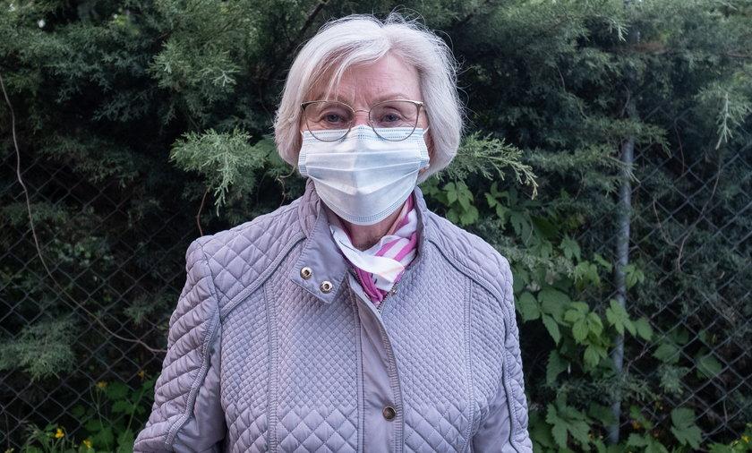 Joanna Joneus popiera nową inicjatywę miasta dla seniorów.