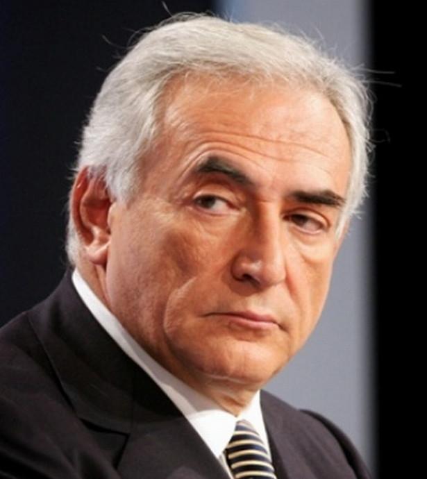 Szef MFW Dominique Strauss-Kahn. Fot. Media