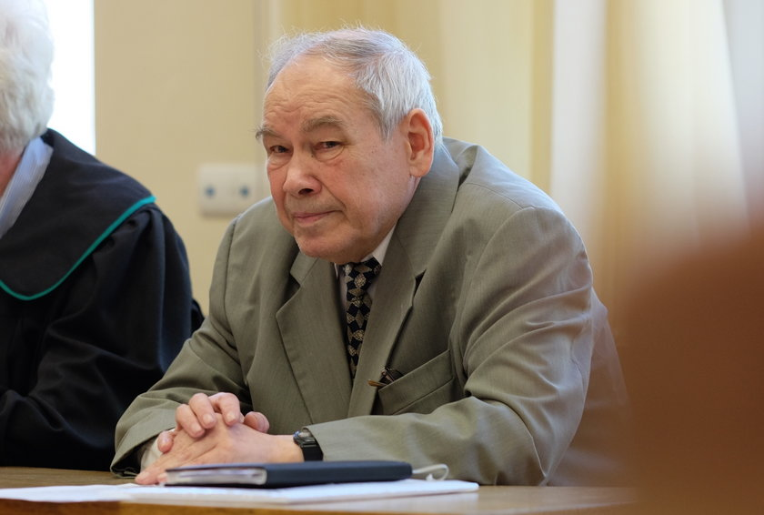 Janusz Baranowski żąda odszkodowania w wysokości 83 tys. zł