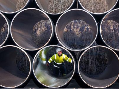 Gazprom zapowiada start Nord Stream 2 w 2019 r.