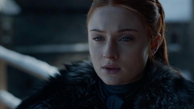 Džesika Čestejn kaže da joj se nimalo ne dopada način na koji se lik Sanse Stark razvija