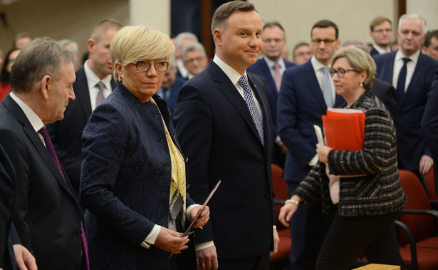Czy kierowany przez sędzię Julię Przyłębską TK podzieli zastrzeżenia prezydenta Andrzeja Dudy?