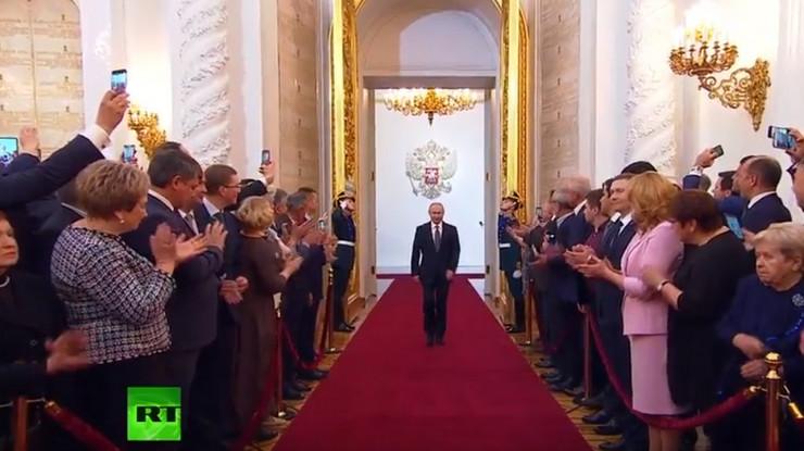 Vladimir Putin Inauguracija4