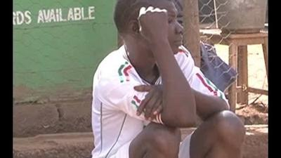 Sickly boxer surfaces in Mathari hospital a week after being discharged from Kisumu hospital