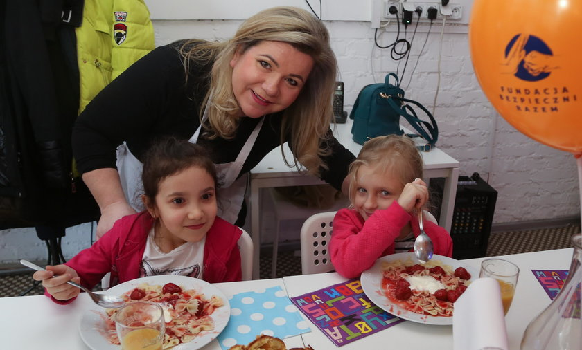 U mnie dzieciaki z Woli jedzą za darmo!