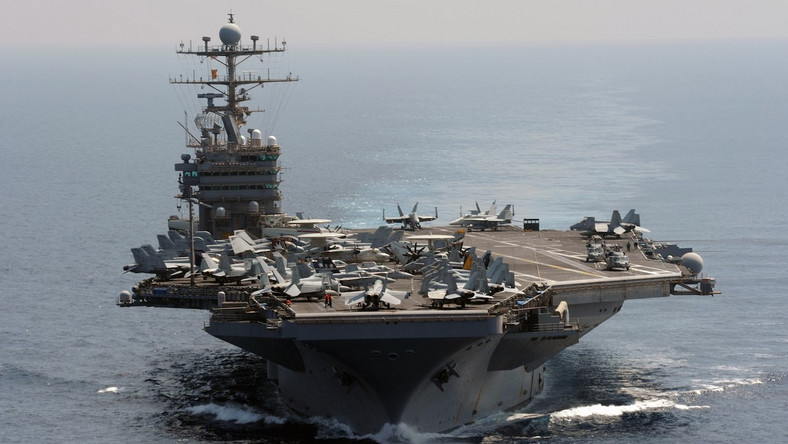Here\'s why the US aircraft carrier sent to confront Iran is ...