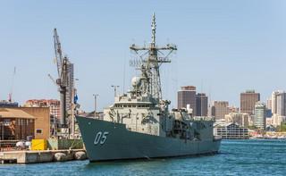 Dera: Nie skończyliśmy rozmów w sprawie zakupu australijskich fregat