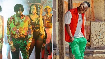 Diamond Platnumz responds after claims that he gave Tanasha Donna's Landcruiser to Mbosso (Video)