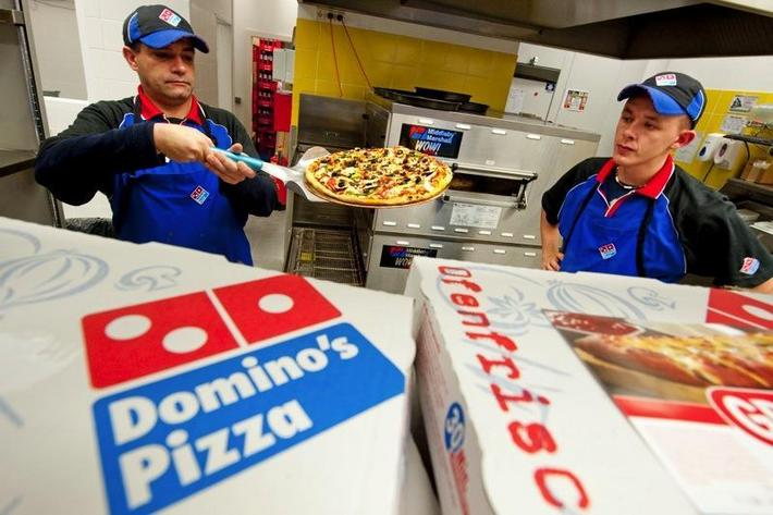 Domino's Pizza opens first German branch in Berlin