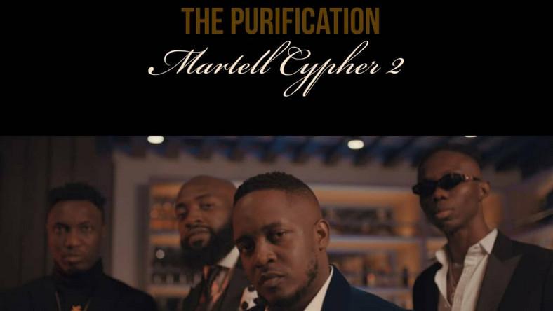 Martell Cypher II : Purification - MI Abaga, AQ, Loose Kaynon & Blaqbonez