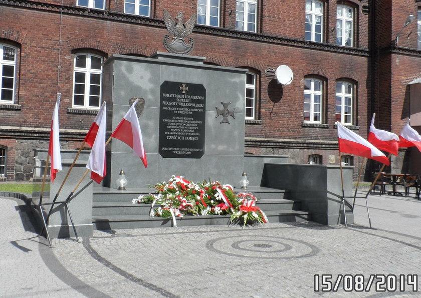 Koszary 56. Pułku Piechoty Wielkopolskiej