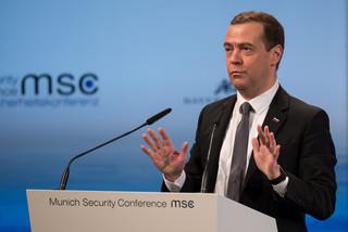 Miedwiediew w Monachium: Nowa zimna wojna między Rosją i Zachodem