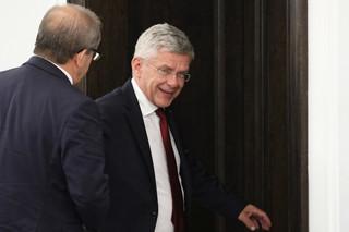 Karczewski ws. bojkotu Zgromadzenia Narodowego: Opozycja odwraca się od wyborców