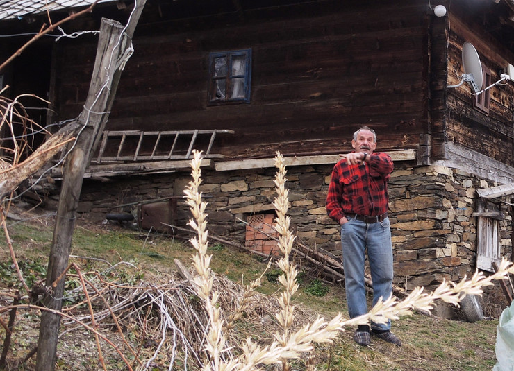 Oduševljen: Deda Boško Tomićević
