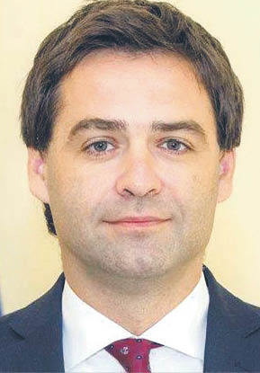 Nicu Popescu, były minister spraw zagranicznych i integracji europejskiej Mołdawii, dyrektor programu Szersza Europa w European Council on Foreign Relations  fot. mat. prasowe