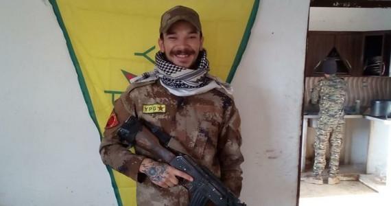 Brytyjczyk, który walczył z ISIS, skazany po powrocie do kraju