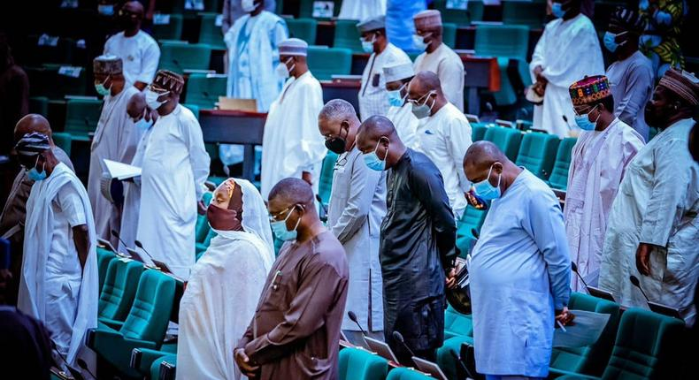 Members of the House of Representatives [NASS]
