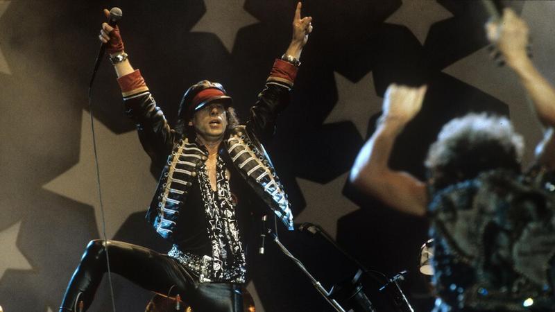 Scorpions, zwycięzca notowania Listy Przebojów Trójki z 29 maja 1982 roku