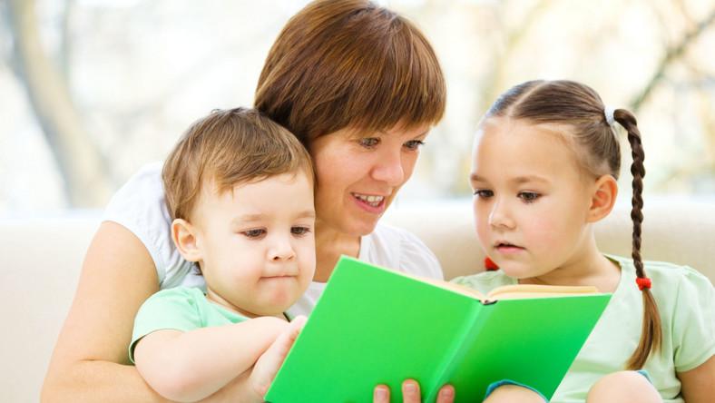 Warto czytać dzieciom bajki