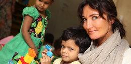 Dominika Kulczyk pomaga w Indiach