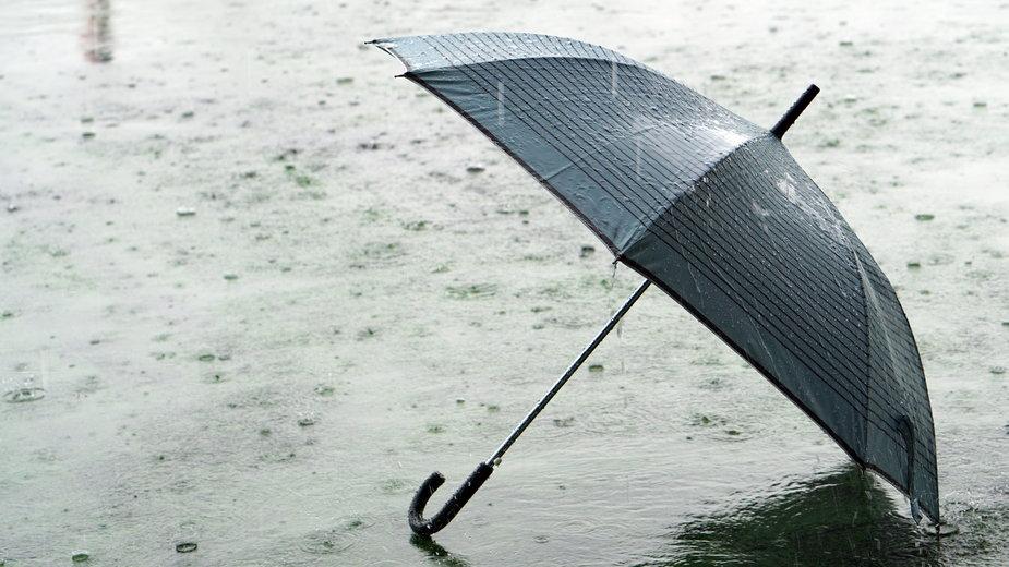Deszczowy weekend 31.07 - 1.08