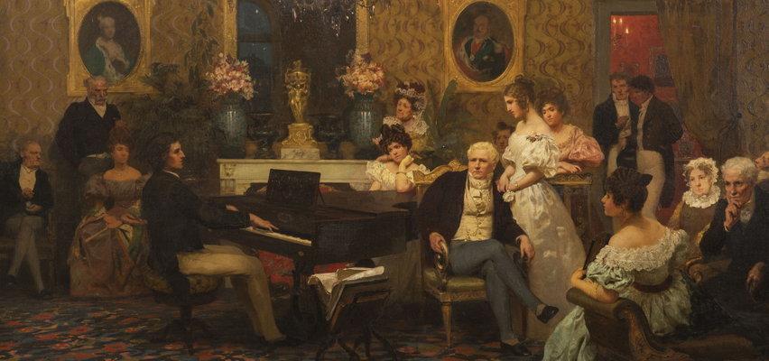 Gratka dla miłośników Chopina. Ten wyjątkowy obraz nie był pokazywany w Polsce od 133 lat!