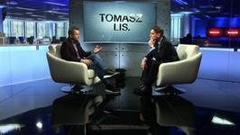 """Jarosław Kuźniar w programie """"Tomasz Lis."""": Są tacy, którzy nas nie kochają. To są ludzie, którzy mają na swoich profilach polską flagę"""