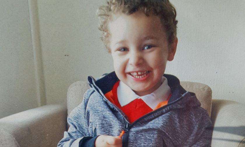 5-letni Logan został znaleziony martwy w rzece. Śledczy oskarżają ojczyma o morderstwo.