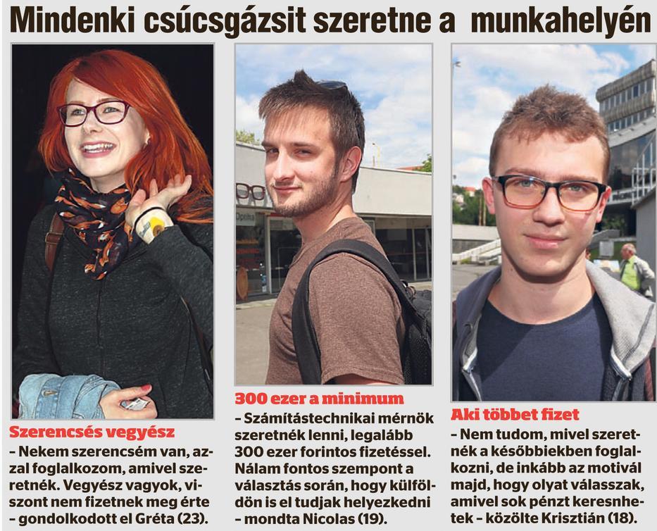 hogyan keresnek a fiatalok nagy pénzt)