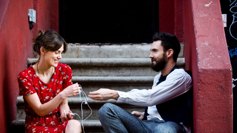 """Keira Knightley i Adam Levine w komedii """"Zacznijmy od nowa"""""""