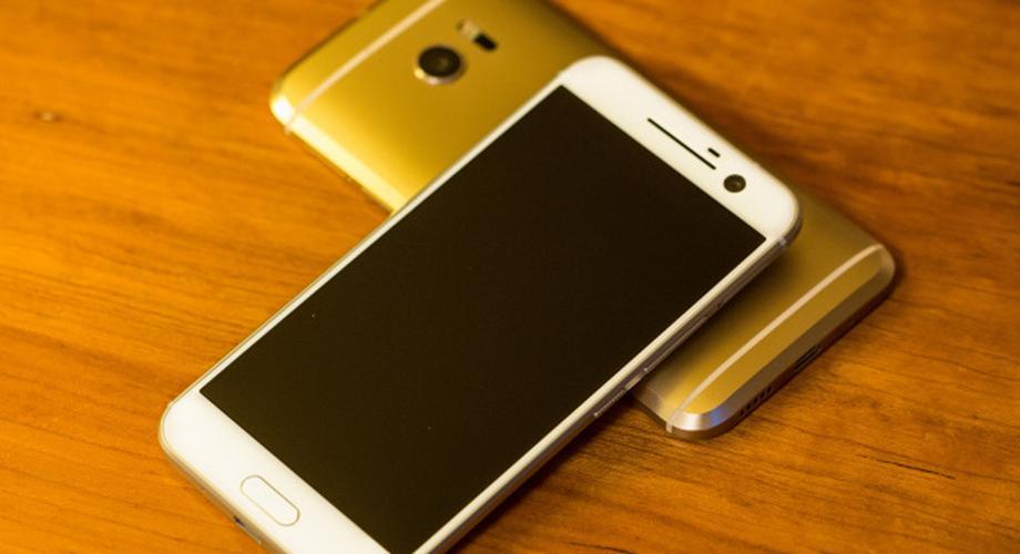 HTC 10 im Hands-on: frisches Design & tolle Hardware