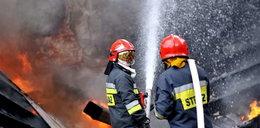 240 pożarów w sylwestra. Są ofiary!