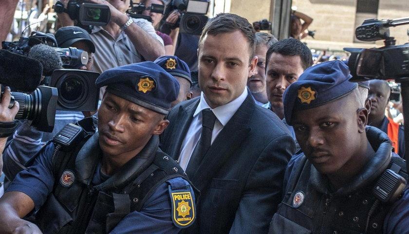 Pistorius po ogłoszeniu wyroku
